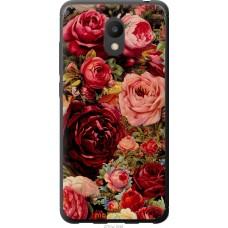 Чехол на Meizu M6 Прекрасные розы