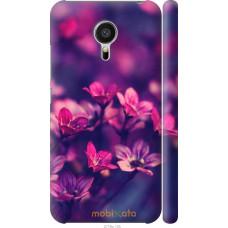 Чехол на Meizu MX5 Весенние цветочки