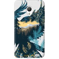 Чехол на Meizu MX3 Арт-орел на фоне природы