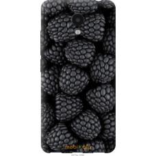 Чехол на Meizu M5c Черная ежевика