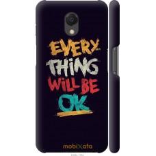 Чехол на Meizu M6s Everything will be Ok