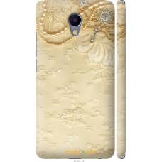 Чехол на Meizu M5 Note 'Мягкий орнамент