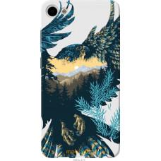 Чехол на Meizu U10 Арт-орел на фоне природы