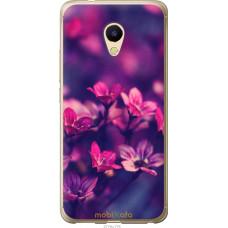 Чехол на Meizu M5s Весенние цветочки