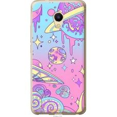 Чехол на Meizu M5s 'Розовый космос