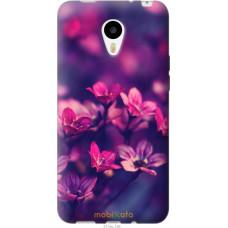 Чехол на Meizu M1|M1 mini Весенние цветочки