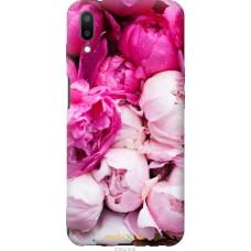 Чехол на Meizu E3 Розовые цветы