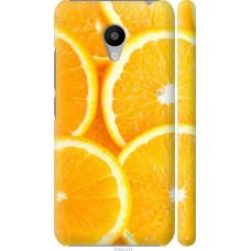 Чехол на Meizu M3s Апельсинки