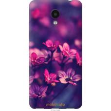 Чехол на Meizu M5c Весенние цветочки