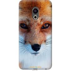 Чехол на Meizu Pro 6 Рыжая лисица