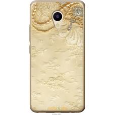 Чехол на Meizu M5 'Мягкий орнамент