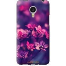 Чехол на Meizu MX4 PRO Весенние цветочки