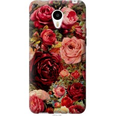 Чехол на Meizu M1|M1 mini Прекрасные розы