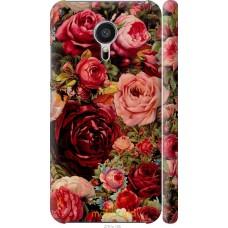 Чехол на Meizu MX5 Прекрасные розы