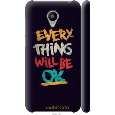 Чехол на Meizu M2 Everything will be Ok