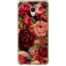Чехол на Meizu M5s Прекрасные розы