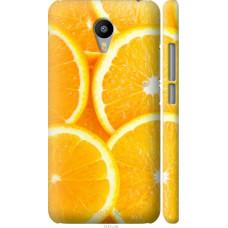 Чехол на Meizu M2 Note Апельсинки