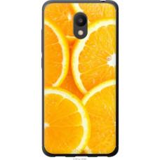 Чехол на Meizu M6 Апельсинки