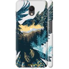 Чехол на Meizu M6s Арт-орел на фоне природы