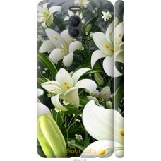 Чехол на Meizu M6 Note Лилии белые