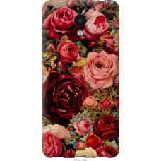 Чехол на Meizu M5c Прекрасные розы