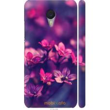 Чехол на Meizu M3 Note Весенние цветочки