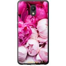 Чехол на Meizu M6 Розовые цветы