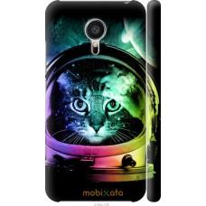 Чехол на Meizu MX5 Кот космонавт