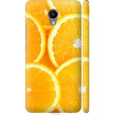 Чехол на Meizu M5 Note Апельсинки