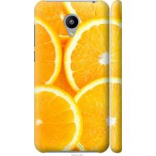 Чехол на Meizu M2 Апельсинки