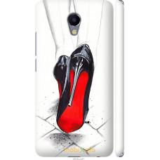 Чехол на Meizu M5 Note Devil Wears Louboutin