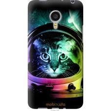 Чехол на Meizu MX4 PRO Кот космонавт