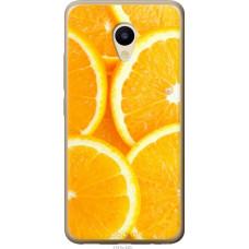 Чехол на Meizu M5 Апельсинки