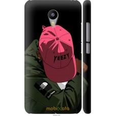 Чехол на Meizu M2 Note De yeezy brand