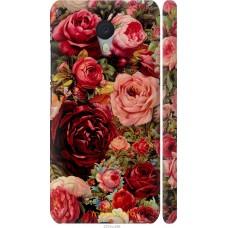 Чехол на Meizu M3 Note Прекрасные розы