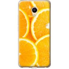 Чехол на Meizu M5s Апельсинки
