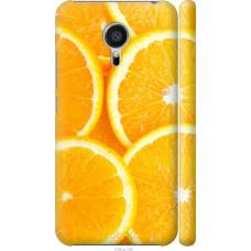 Чехол на Meizu MX5 Апельсинки