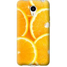 Чехол на Meizu M1 M1 mini Апельсинки