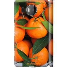 Чехол на Microsoft Lumia 950 XL Dual Sim Мандарины