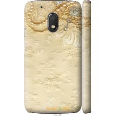 Чехол на Motorola Moto G4 Play 'Мягкий орнамент