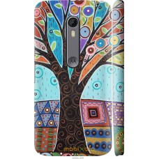 Чехол на Motorola Moto X Style Арт-дерево