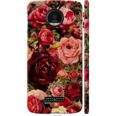 Чехол на Motorola MOTO Z Прекрасные розы