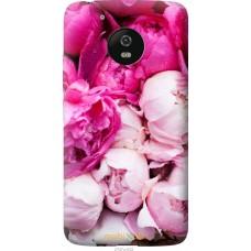 Чехол на Motorola Moto G5 Розовые цветы