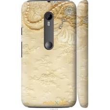 Чехол на Motorola Moto G3 'Мягкий орнамент