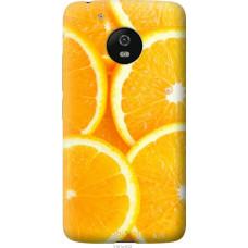 Чехол на Motorola Moto G5 Апельсинки