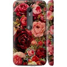 Чехол на Motorola Moto G3 Прекрасные розы