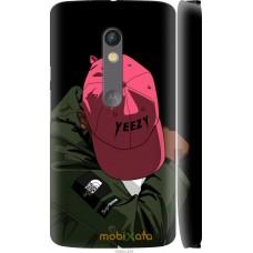 Чехол на Motorola Moto X Play De yeezy brand