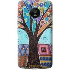 Чехол на Motorola Moto G5 Арт-дерево