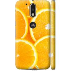 Чехол на Motorola MOTO G4 PLUS Апельсинки