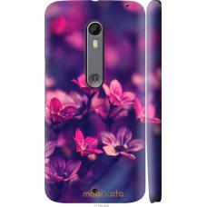 Чехол на Motorola Moto X Style Весенние цветочки